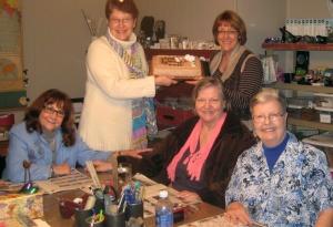 Birthday Connie w crafters 1 26 13