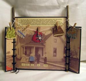 Class June 26 13 Petitfils Triptych
