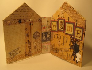 Class Project 1 22 14 Faux Book Binder
